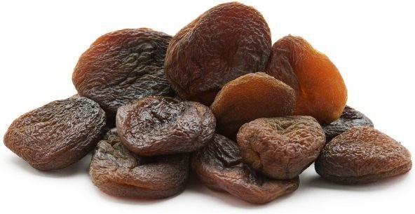 курага шоколадная калорийность