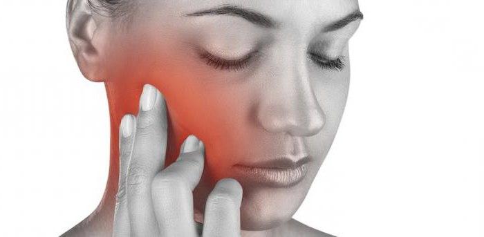 артрит височно нижнечелюстного сустава симптомы