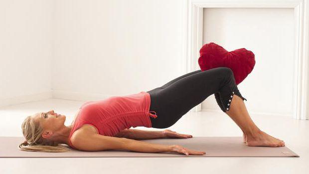 Упражнение для малого таза 24
