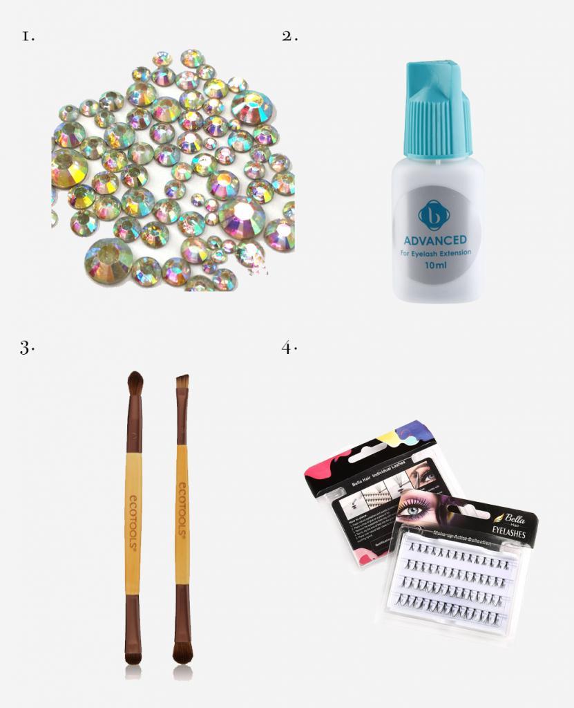 Инструменты и материалы для декора