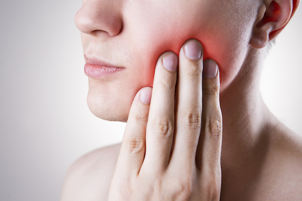Complications after tooth extraction