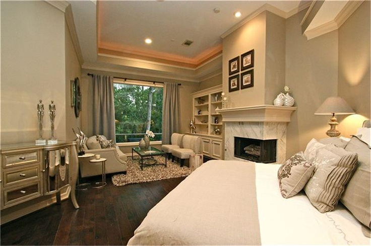 Furnishing a large room