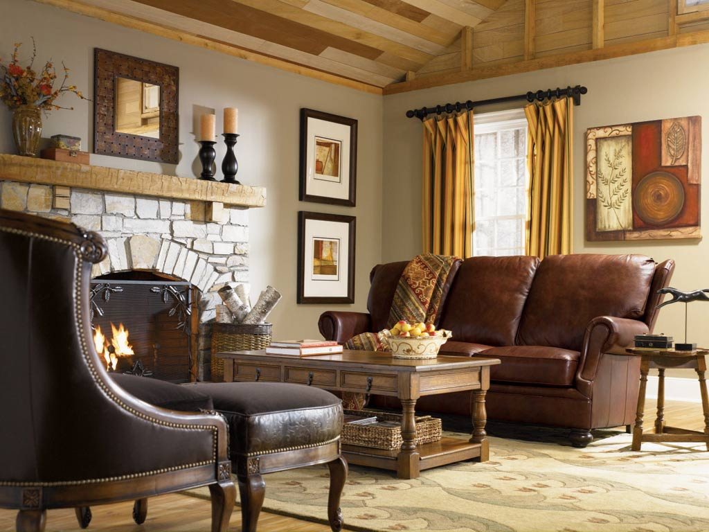 Кабинет в английском стиле: варианты оформления, мебель, аксессуары