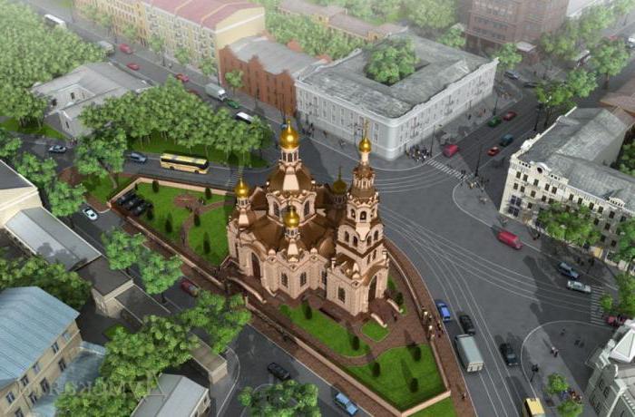 кафедральный собор одессы