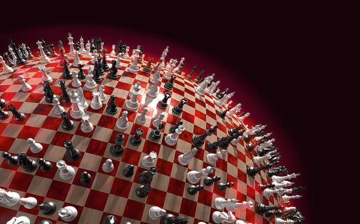 одно поле шахматной доски