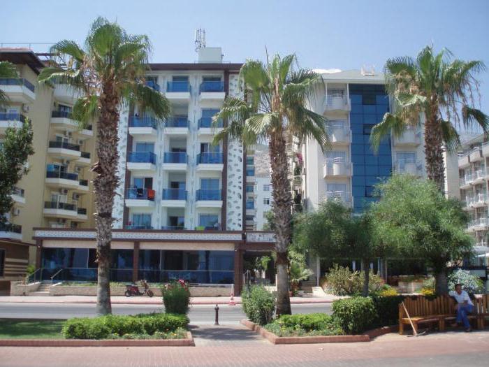 Kleopatra Life Hotel 4 Alanya: фото и отзывы