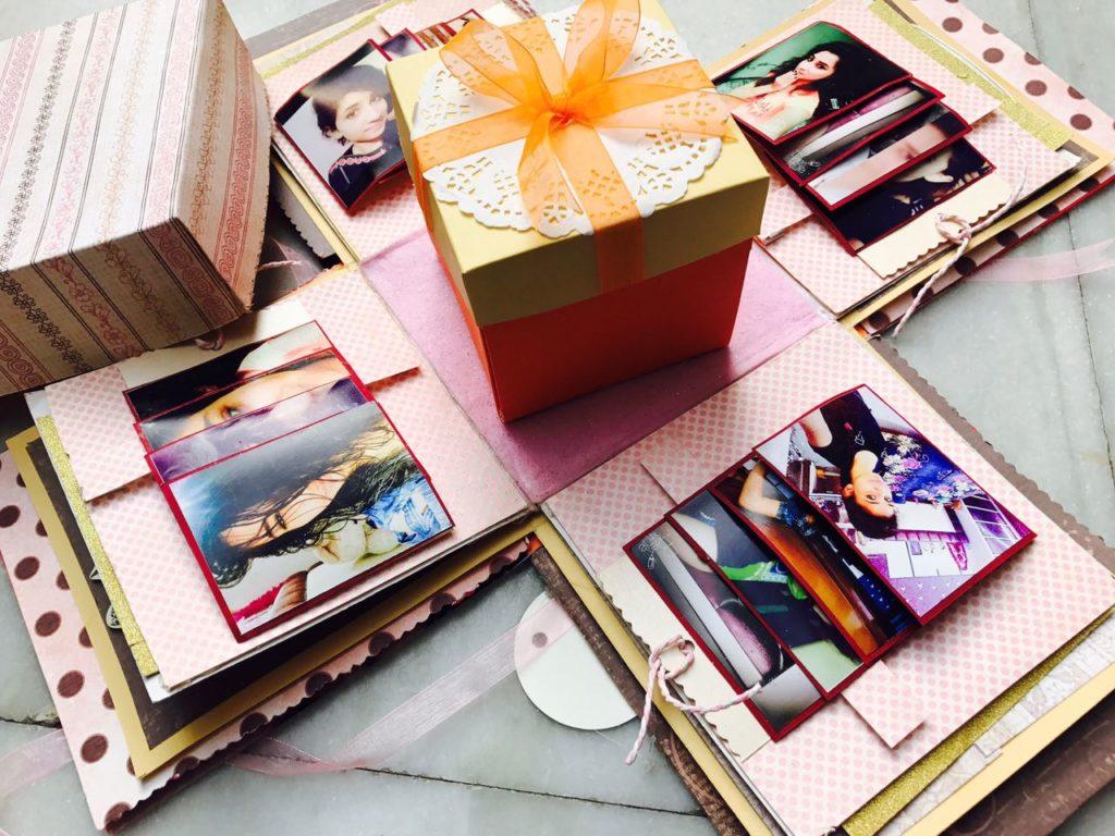 Что можно сделать с фотографией для подарка
