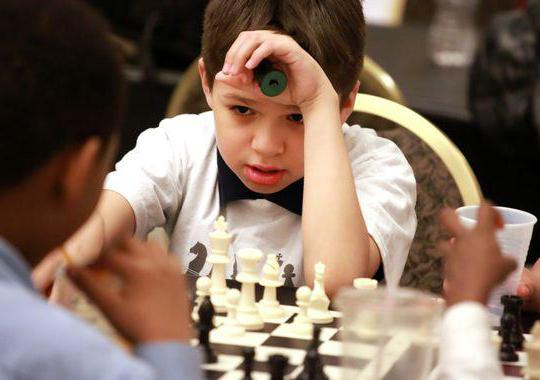 научить ребёнка играть в шахматы с нуля