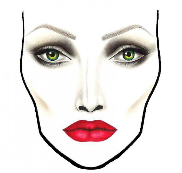 как сделать макияж малефисенты своими руками