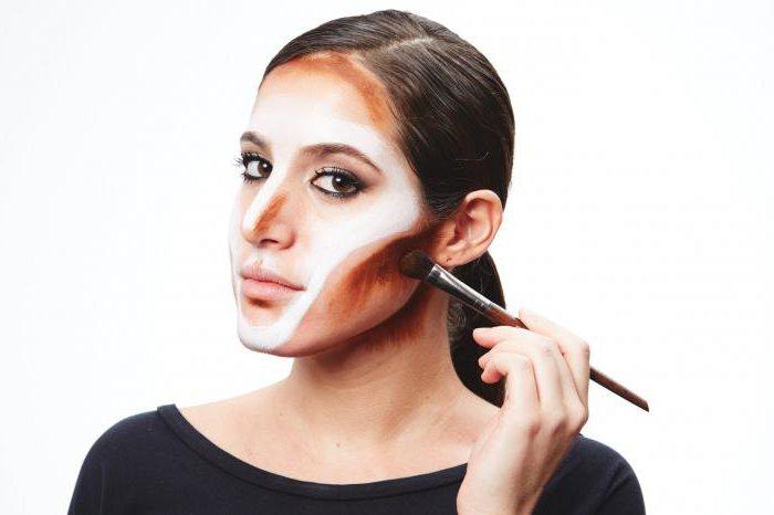 макияж малефисента пошагово