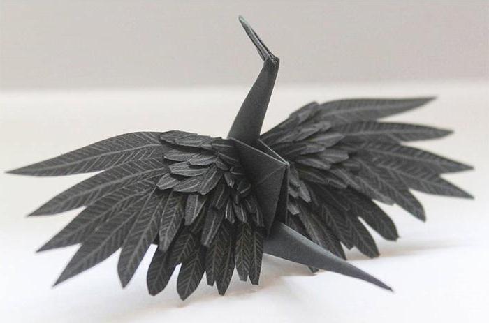 виды оригами из бумаги