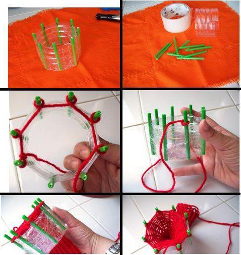 приспособления для вязания спицами
