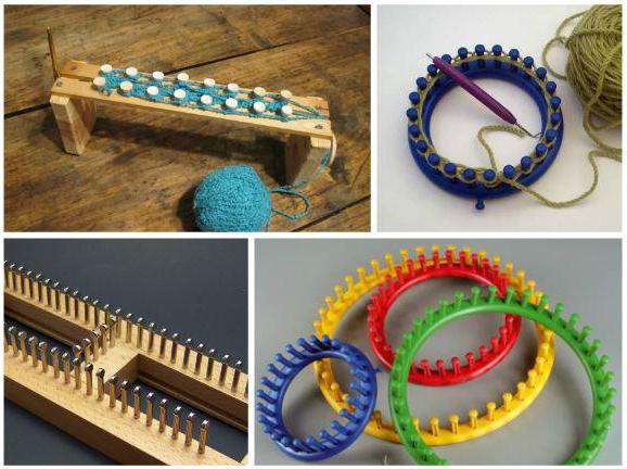 приспособление для вязания носков и митенок