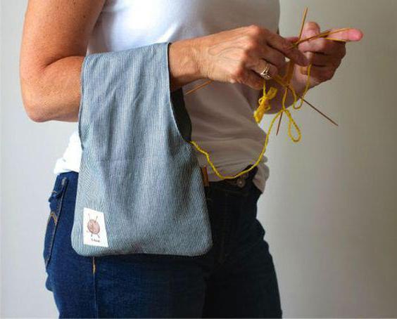приспособление для вязания митенок