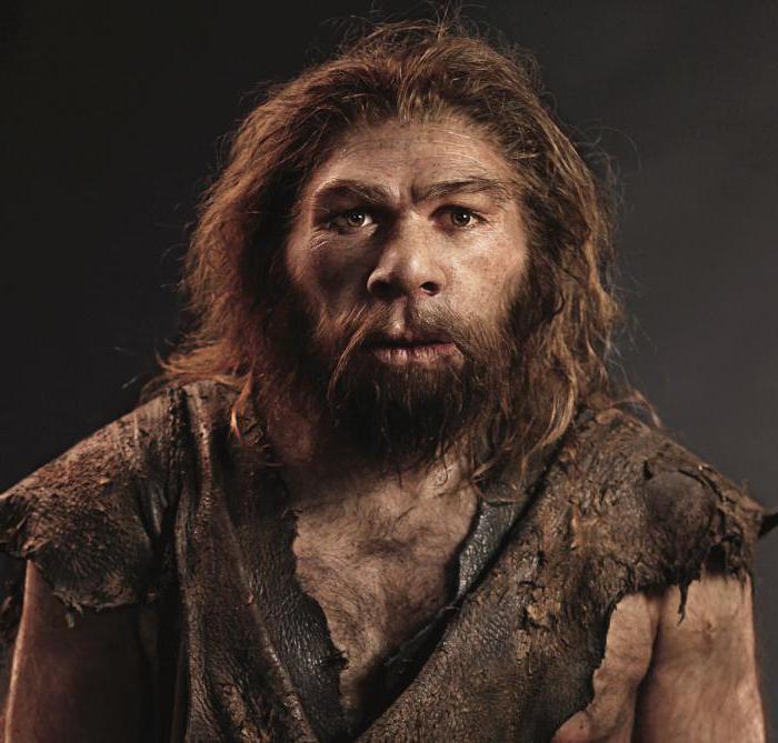 Секс с диким человеком неандертальцем