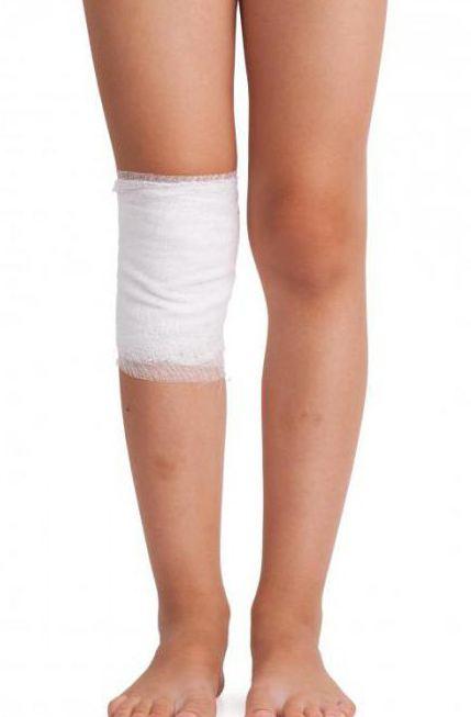 расположение лимфоузлов на ногах человека
