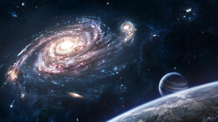 За краем вселенной