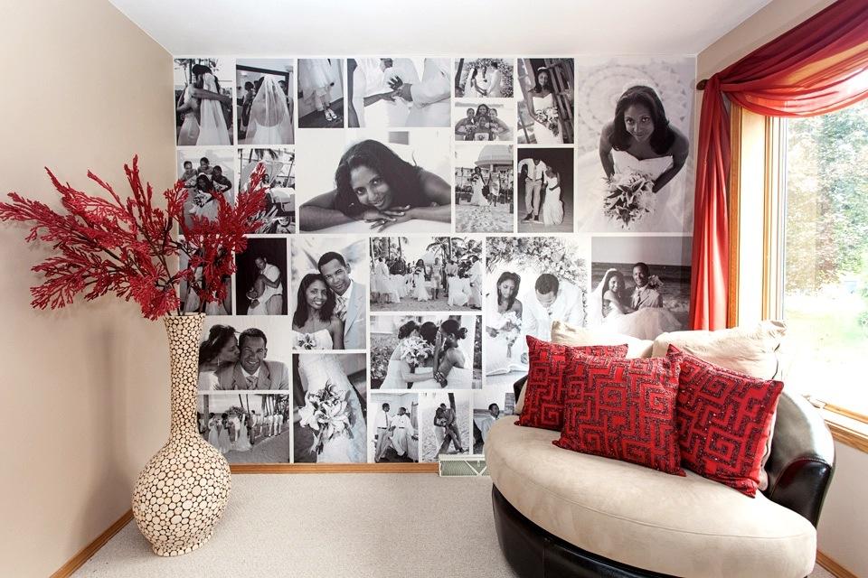 Фотоколлаж своими руками на всю стену фото 4