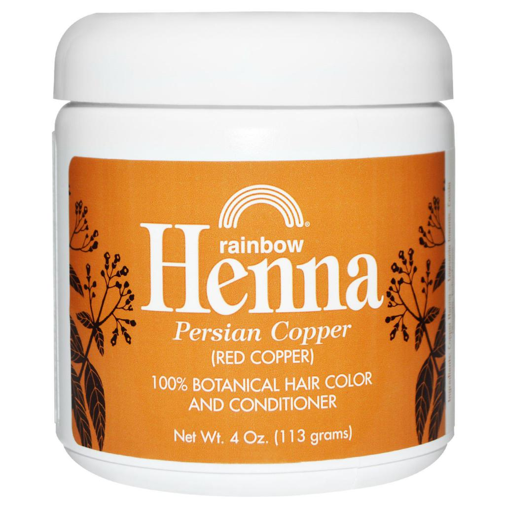 henna для волос
