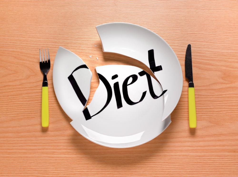 Почему не уходит вес при диете: самые распространенные ошибки при похудении