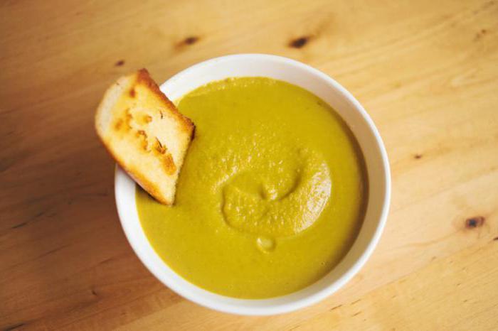 с какого возраста можно есть гороховый суп детям
