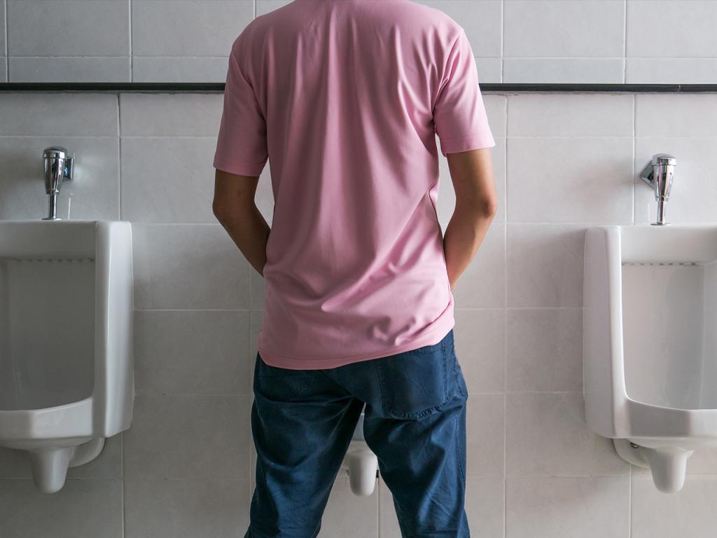 Простатит часто в туалет по простатит последствия операции