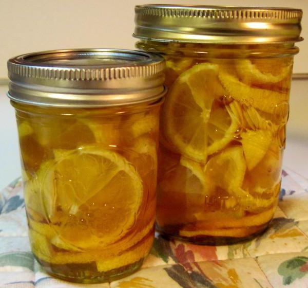 заготовка хрена с лимоном на зиму