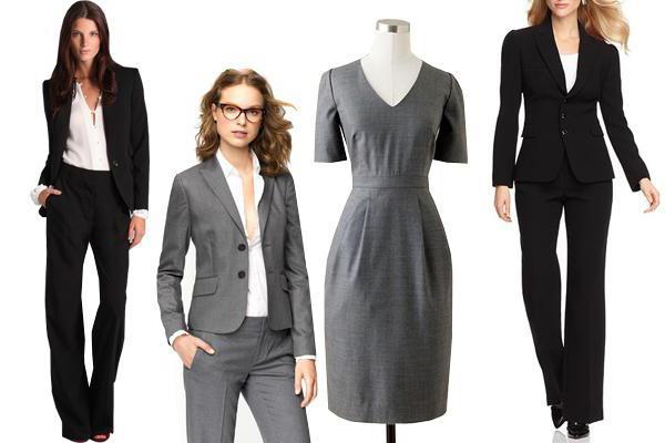 Стили женской одежды
