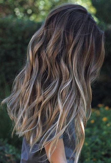 двухцветное окрашивание волос в домашних условиях