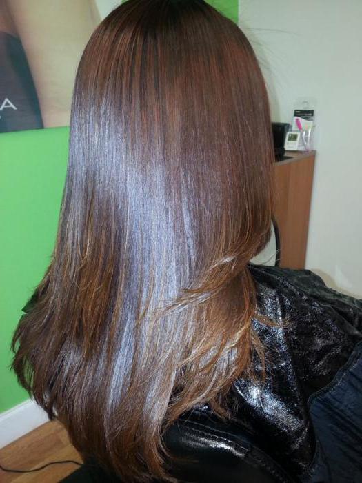 ботокс для волос отзывы фото