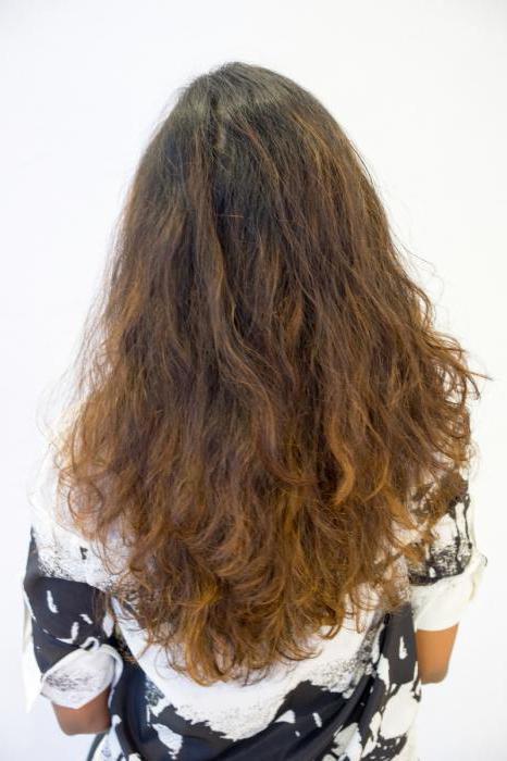 ботокс для волос последствия фото