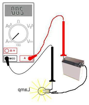как подключают амперметр в электрическую цепь