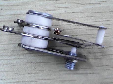 Замена биметаллической пластины на котле конорд