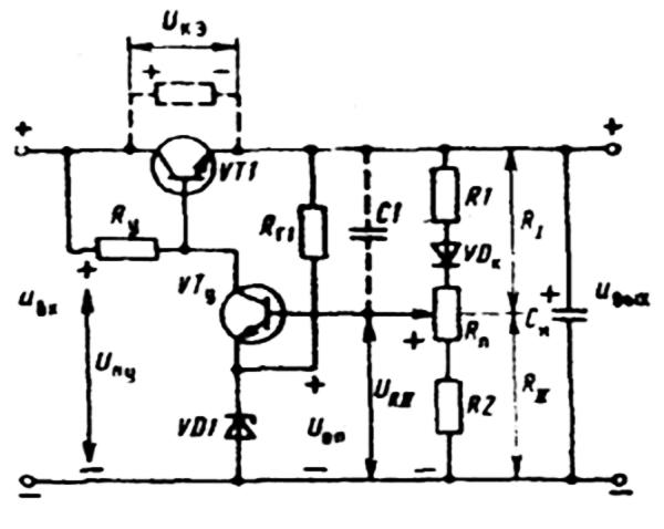 Компенсационный стабилизатор напряжения расчет сварочный аппарат colt condor 160 отзывы