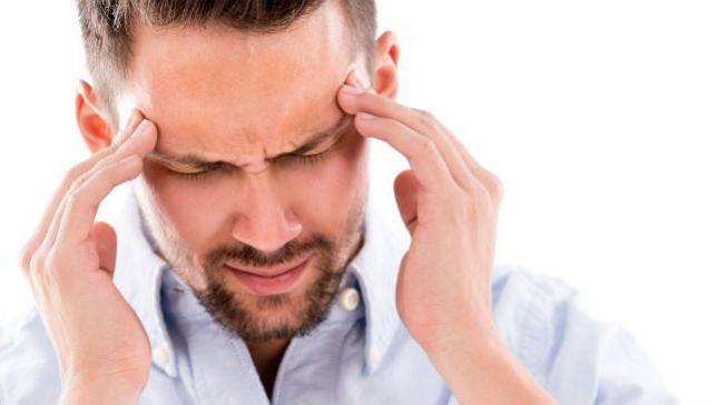 Болит голова при изменении атмосферного давления