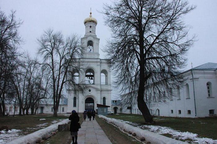 Юрьев монастырь великий новгород фото