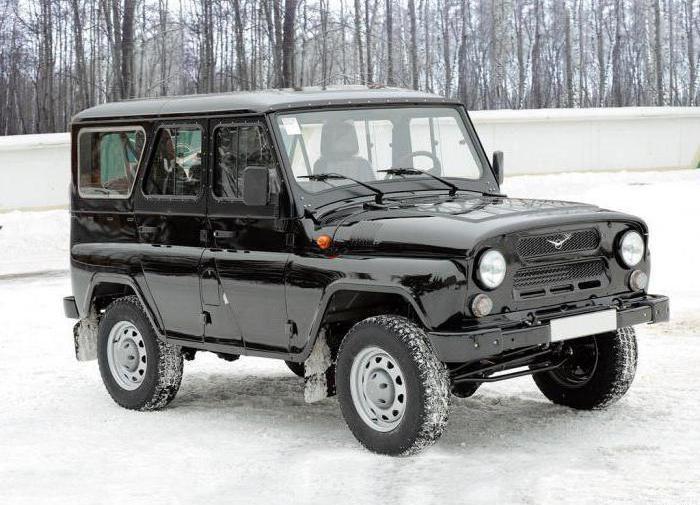 УАЗ 469 Электросхема