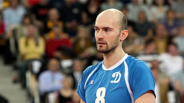 Сёмен Полтавский - великий российский волейболист