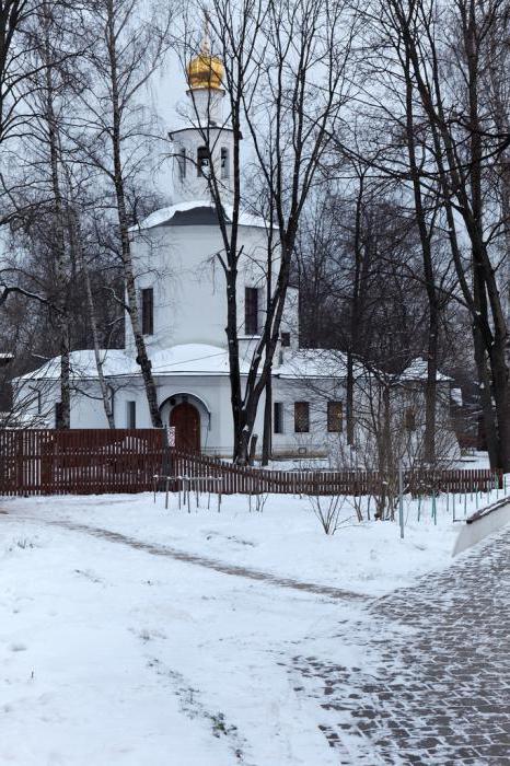 храм нерукотворного образа христа спасителя в новогиреево