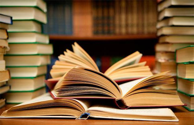 Как оформить список литературы в диссертации ГОСТ примеры и  список литературы по госту