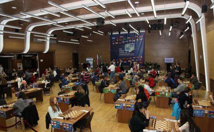 Югорская шахматная академия в Ханты-Мансийске