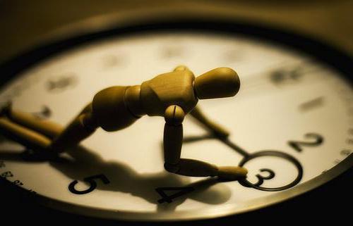 план сказки о потерянном времени