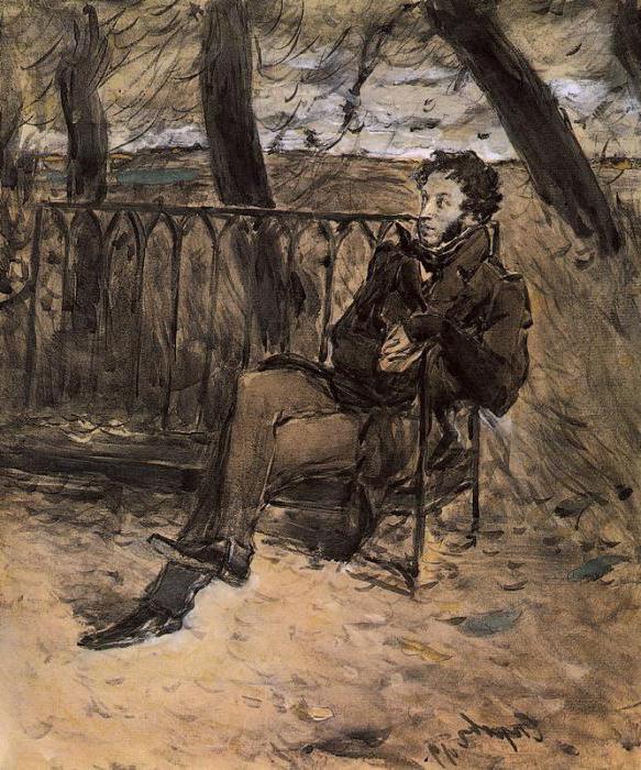 анализ стиха 19 октября пушкин