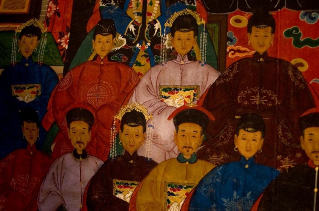 features of the religion of ancient china