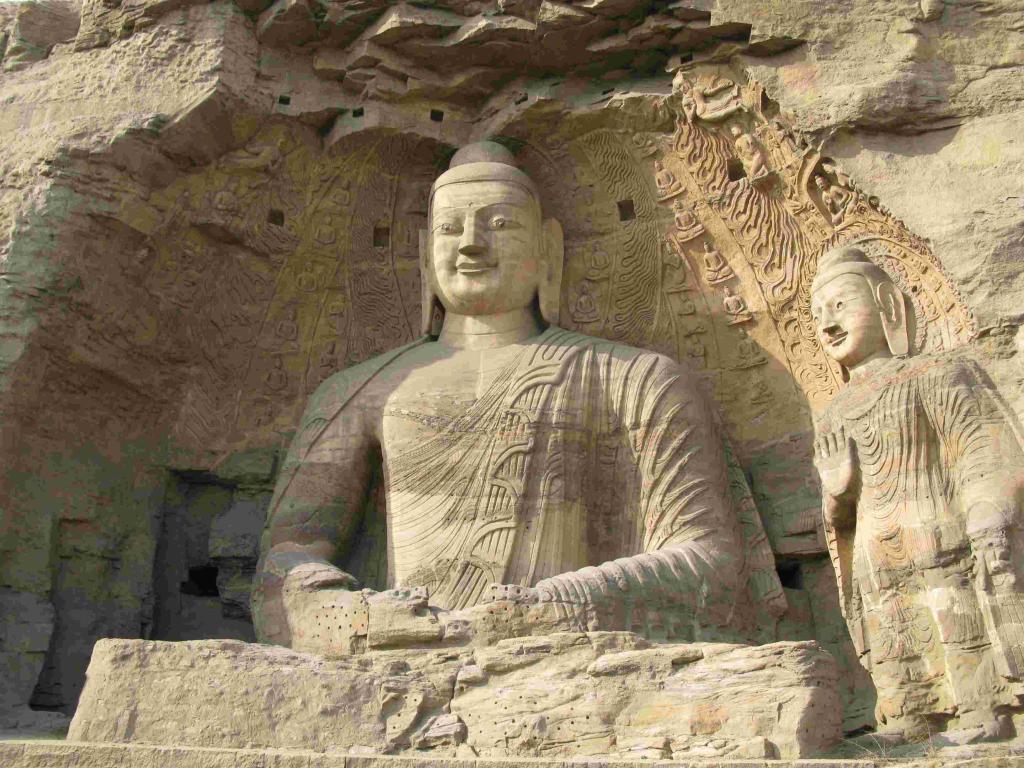 buddha in china