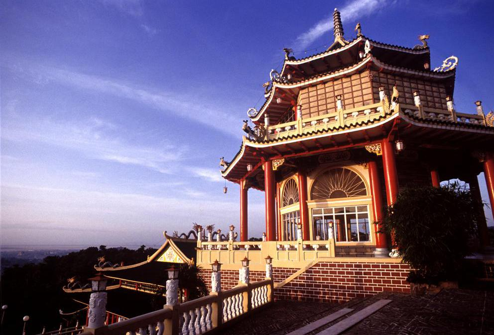 what religion was in ancient china
