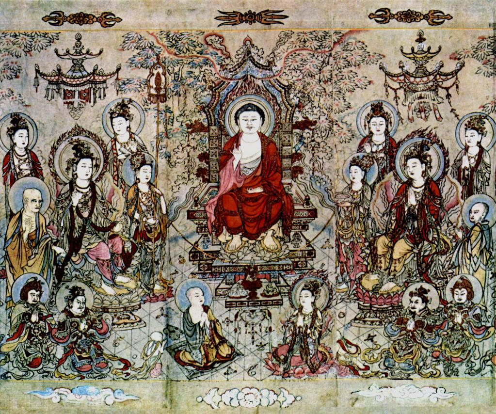 ancient china interconnection of traditional religions and art