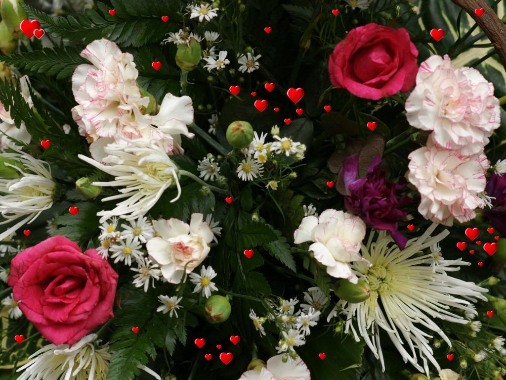 Цветов, сон букет цветов видеть