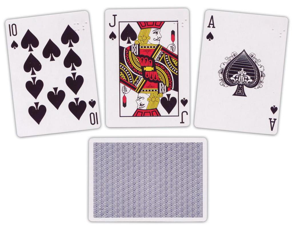 Гадание на игральных картах - VK