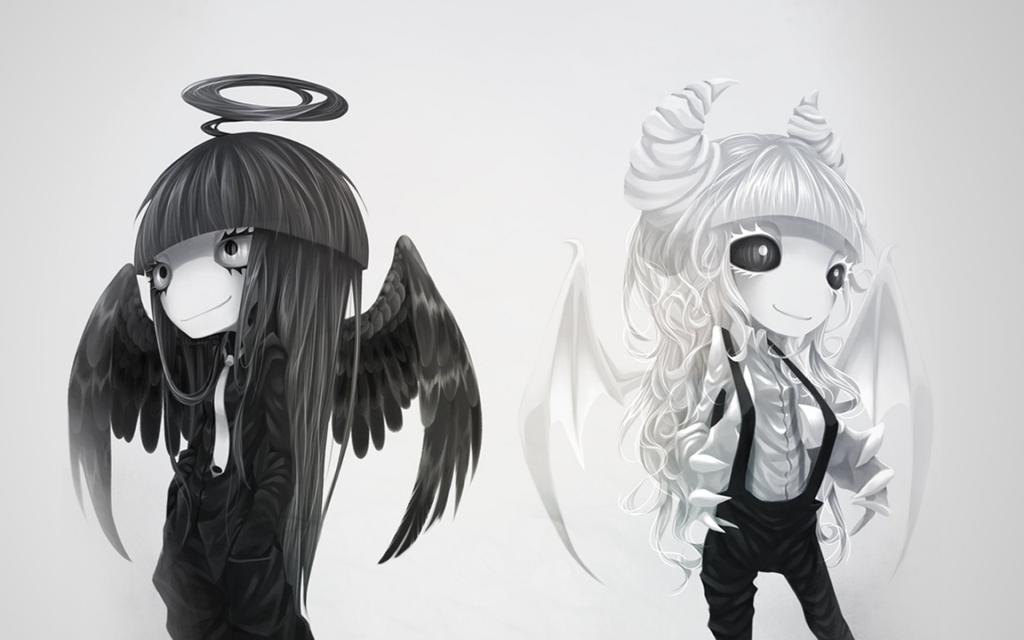ангелы и демоны козерога